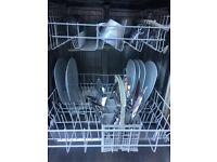 Fantastic integrated Tecnik dishwasher for only £30!