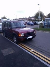 51 plate TD5 automatic full service history may take px mint in and out long mot drives faultless