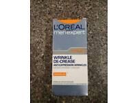 L'Oréal men's moisturiser
