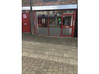 Shop to let edgeley prescient Stockport