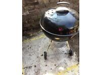 Weber bbq 57cm kettle