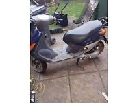 Selling my moped 8 months mot