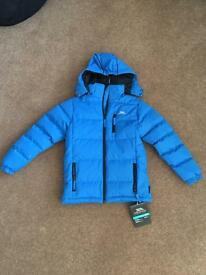 Boys Trespass jacket age 7 to 8