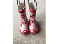 Peppa pig wellies size 3