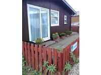 lovely 2 bed detached chalet to rent, 120 2nd. avenue south shore bridlington