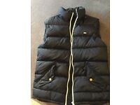 Jack Wills Navy Gilet (Male) XS