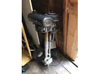 Seagull outboard engine