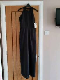 Brand new with tags. Boohoo jumpsuit