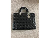 Beautiful Ladies black handbag