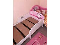 2x Toddler's beds with mattresses