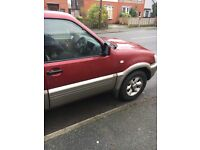 Nissan terrano 2 for sale