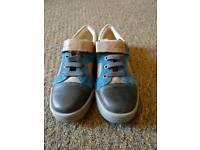 Brand new Clarks boys shoes size UK 12G