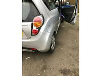 Chevrolet Spark limited edition 1.2 month July full service history 66 k on 12 plate