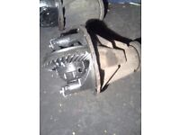 Ford Transit MK4/5 single wheel 5 stud push in 4.11 ratio high speed differential