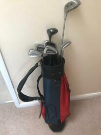 Children's golf club set