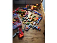 Nerf gun bundle loads & loads