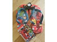 New Flip flops size 13/1
