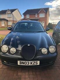 Jaguar S-Type 2.5ltr V6 sport automatic petrol