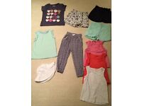 Girls Summer Clothes Bundle. Age 2-3years