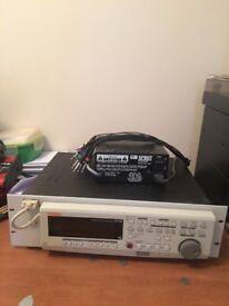 Fostex D-108 Multitrack Recorder
