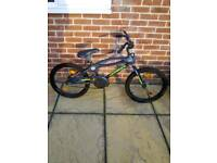"""Huffy growler 20"""" bike with coaster brake, (want something different) good working order"""