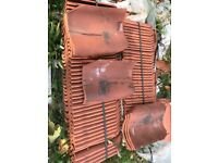100 Sandtoft Old English pantiles / roof tiles