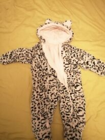 Baby 6-9 month old girl winter suit
