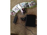 Xbox 360 and some good games