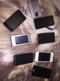 Various phones for sales