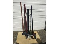 Hardy Graphite 9Ft Rod, Plus choice of Reel.