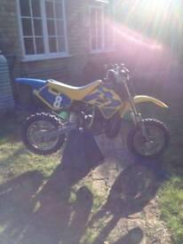 Husky boy Jr 50cc motox bike