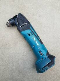 Makita multitool(spares or repair)