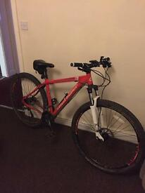 Hardtail Mountain Bike RRP £360
