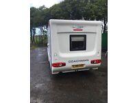 Coachman Laser 590/4 model
