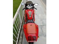 CAGIVA MITO 125 GOOD CONDITION LONDON, CANDEM TOWN