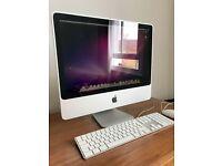 "iMac 2GHz - 20"" - Intel Core Duo - 3GB Ram - 250GB Hard Drive - Mid 2007"