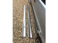 BMW side sills M-technic 318is E36 Coupe 8177861/2
