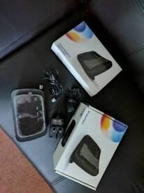 BT WiFi modem in the original box