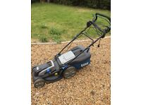 Electical Lawn Mower and Hedge trimmer