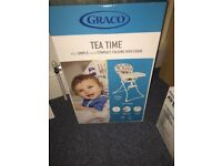 Graco highchair brand new in box