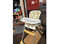 Joie high chair