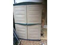 Keter plastic shed 5 x 7