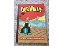 Oor Wullie, your wuille, a'body's wullie