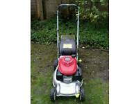 Honda izy self propelled Mower