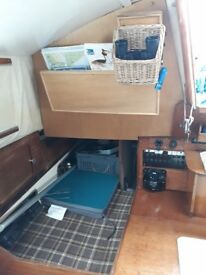 "Sabre 27 ""Sailmaker"" YOM 1978 Fin Keel. Lots of recent equipment. New yacht on order..."