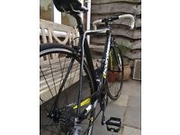 Chris Boardman Road Bike Team Carbon 53cm (M) 8.6 kg