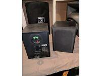acoustic insitate 70 speakers