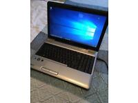 Toshiba Core2Duo laptop with 120GB SSD