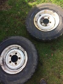 Landrover defender wheels
