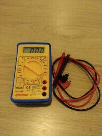 Sinometer digital multimeter M-830B